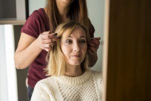 Soumaya vous aidera à trouvez la coiffure qui vous correspondra lors du focus coiffure.